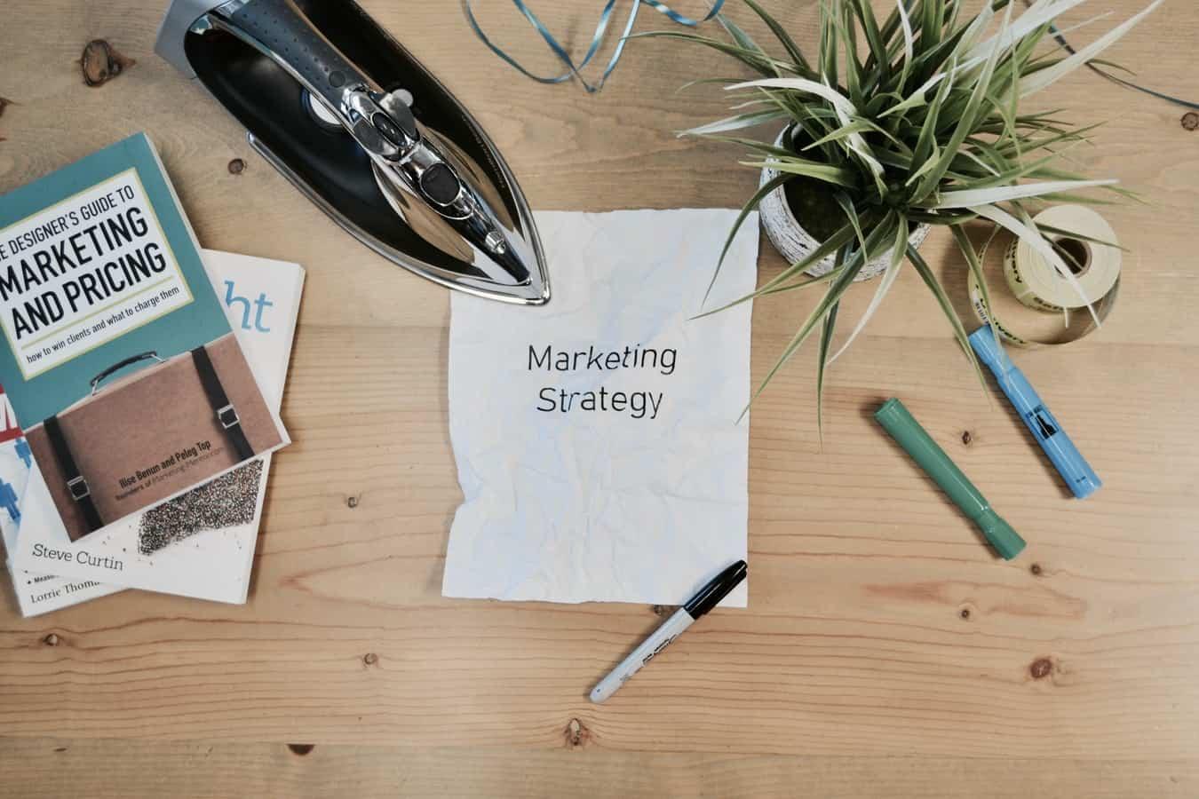 strategia marketingowa i zdobywanie nowych klientów